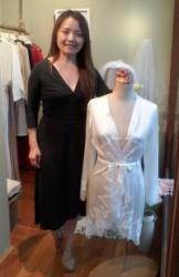 Paris Floyd in her renew leichhardt store at the Italian Forum 10 Jan 2014